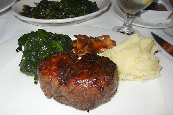 Blackstone's Steakhouse in Mount Kisco