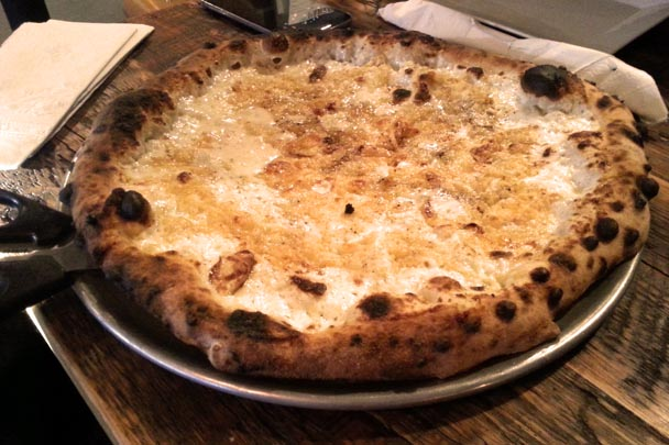 the parlor pizza