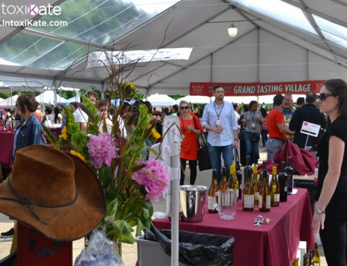 Photo Recap: Wine and Food Festival's Grand Tasting