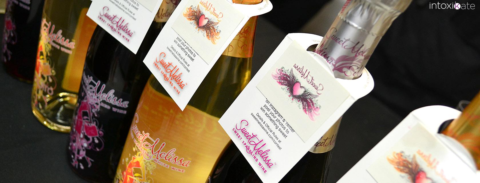 sweet melissa wine