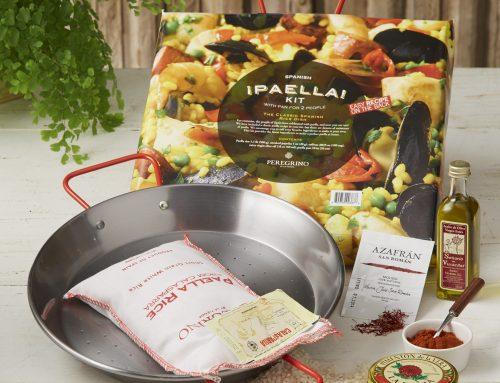 IntoxiKate's Edible Holiday Gift Guide: La Tienda Paella Making Kit