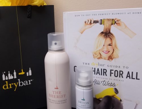 Enter to Win Goodies from Drybar White Plains