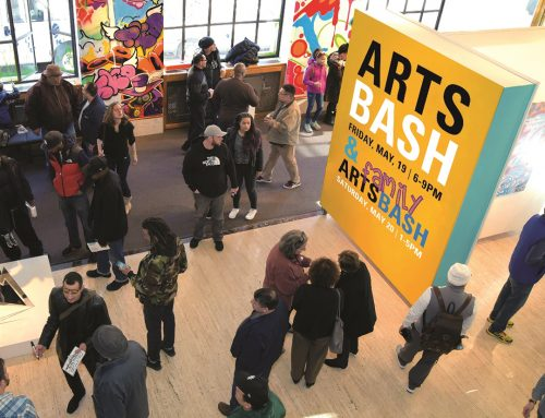 ArtsBash 2017 Focuses on Creative Cuisine + Street Art