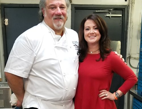 In the Kitchen with Crabtree's Kittle House Chef Jay Lippin