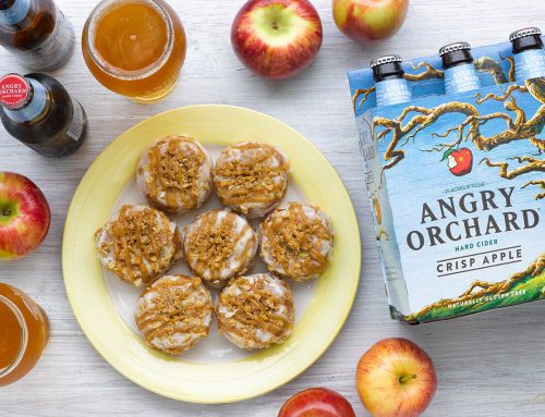 Angry Orchard Cider Company Introduces the Angry Crisp Doughnut