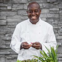Chef Francois Kwaku-Dongo