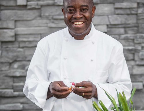 Chef François Kwaku-Dongo Brings a Fresh Culinary Approach To New Canaan's Roger Sherman Inn