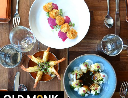 3/27: IntoxiKate Dinner at Old Monk