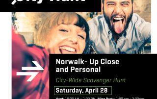 norwalk now city hunt