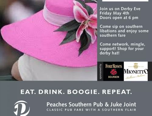 05/04: Fillies & Lillies at Peaches Southern Pub & Juke Joint