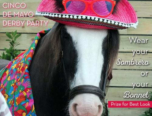 05/05: Cinco De Mayo Derby Party at The Spread