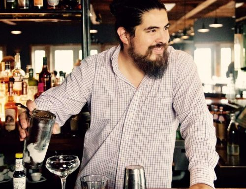 RiverMarket Bar and Kitchen's Emilio Ugarte Participates in the Bartender Shake-Off