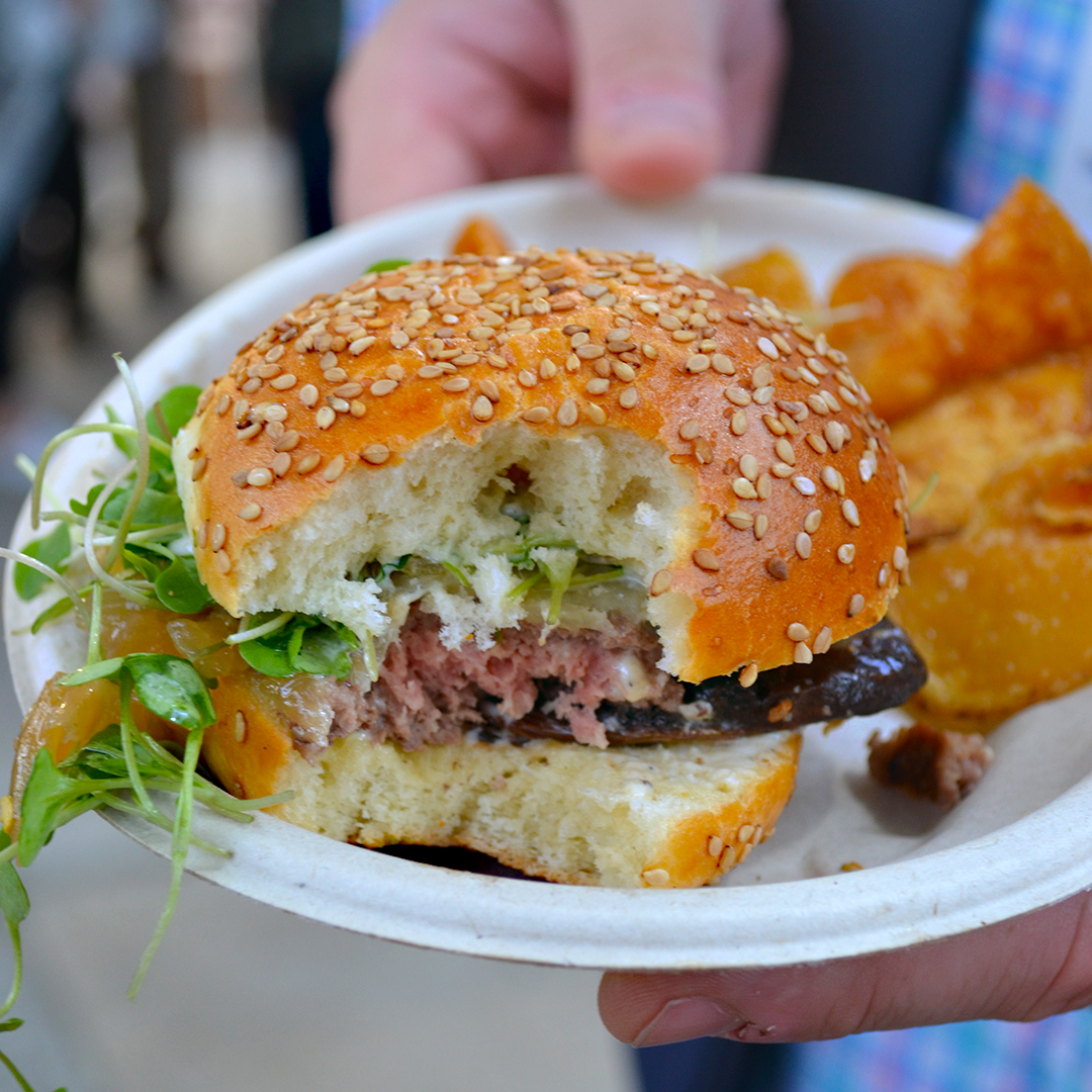 Westchester Magazine's Wine & Food Festival Burger & Beer Blast 2019