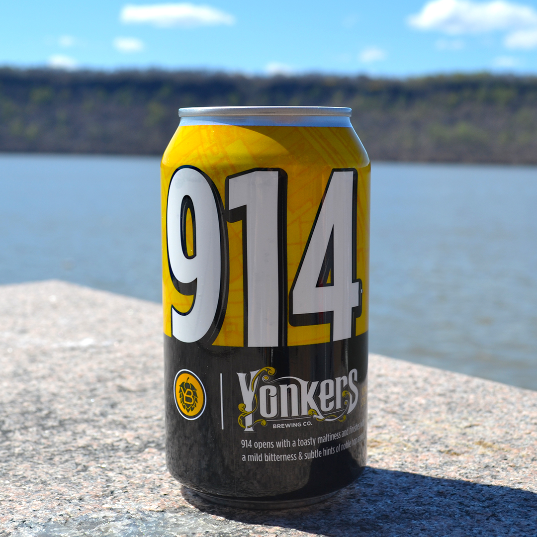 YONKERS BREWING CO. WINS GOLD