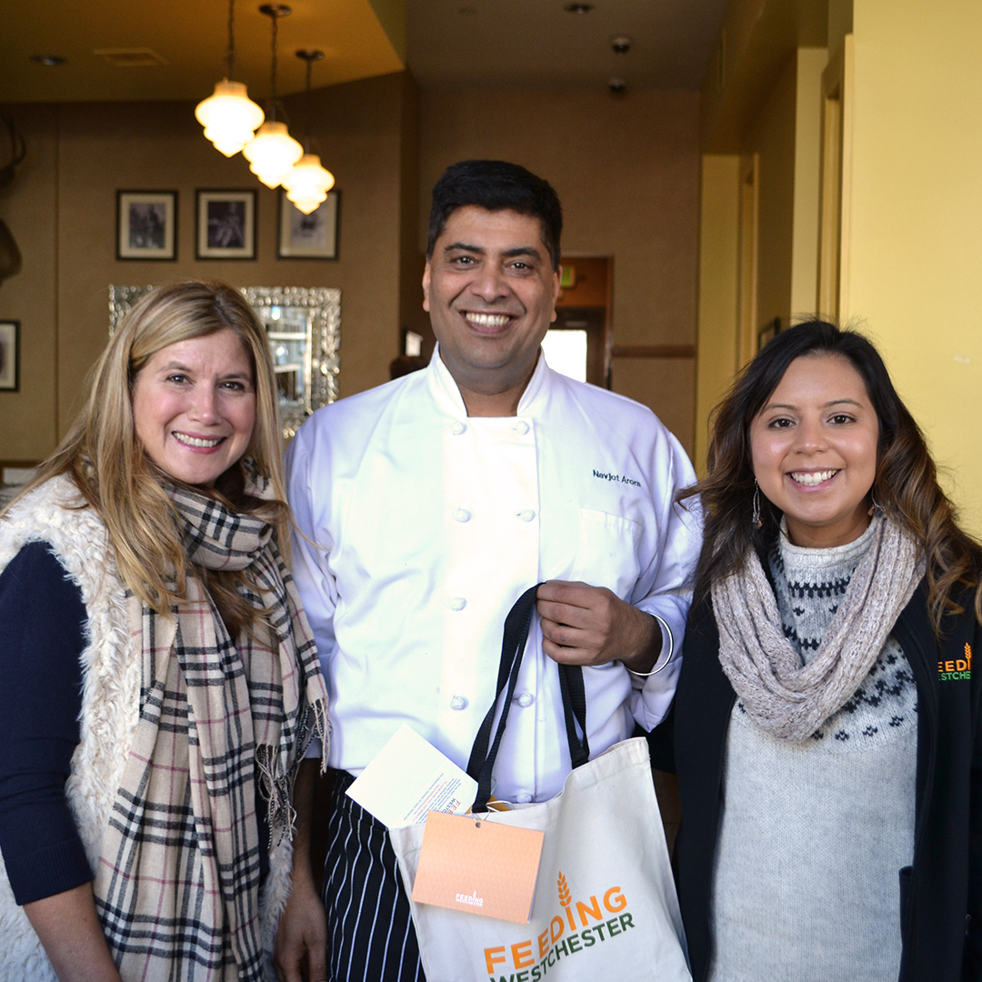 Chutney Masala Teams Up with Feeding Westchester to serve free Indian-inspired Thanksgiving meal to Westchester Residents in Need