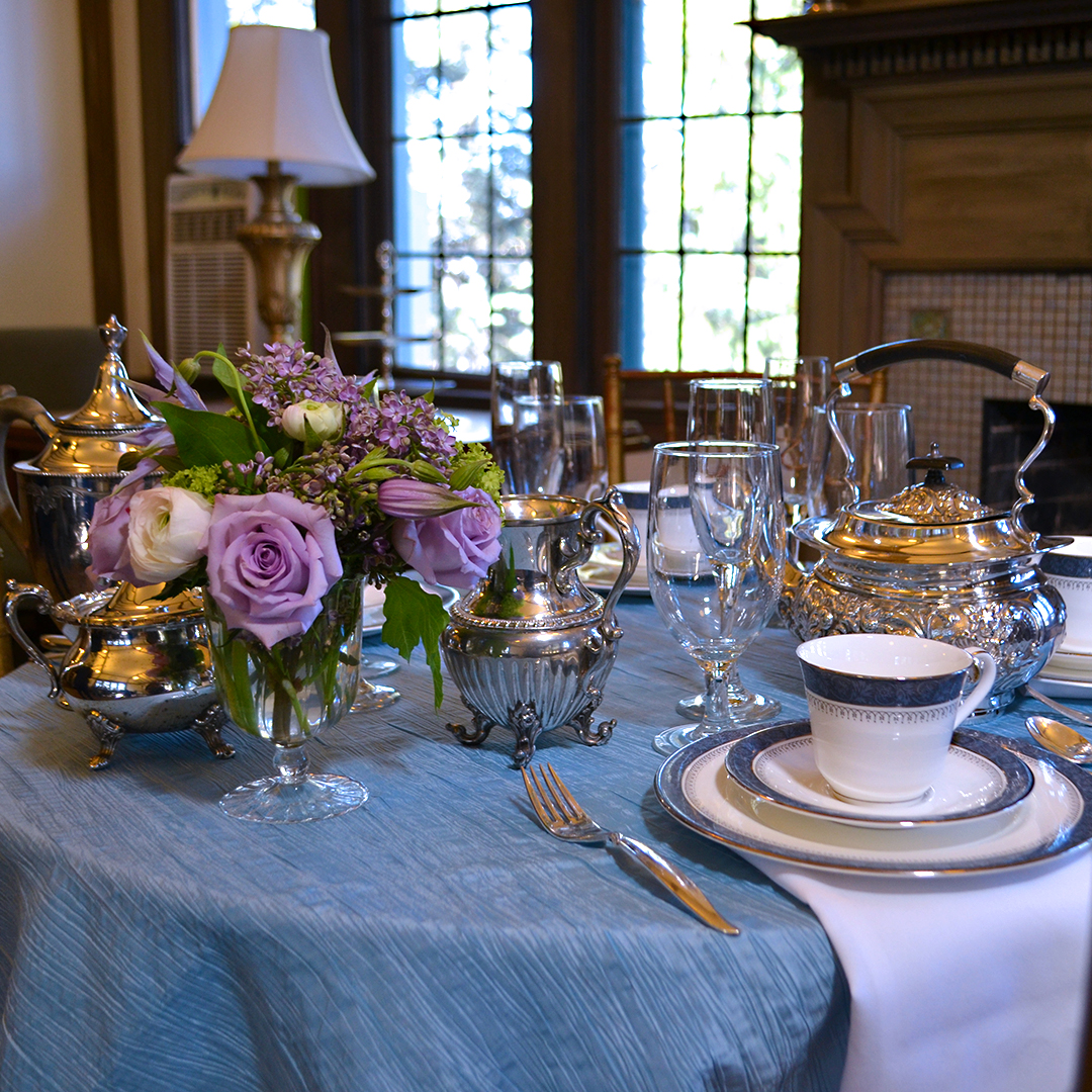 Sip Like a Queen: Lyndhurst High Tea